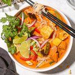 Coconut Curry Noodle Soup by Misfits Market