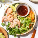 Vermicelli Noodle Salad with Shrimp and Chili Fish Sauce Dressing by Misfits Market