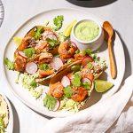 Shrimp taco by Misfits Market